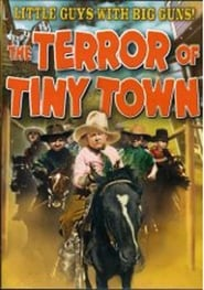 The Terror of Tiny Town Juliste