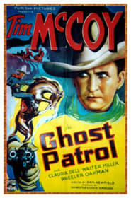 Ghost Patrol Juliste