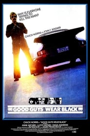 Photo de Good Guys Wear Black affiche