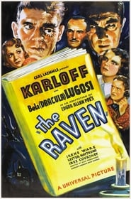The Raven Film Plakat