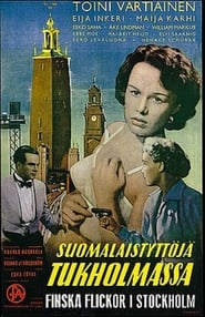 Finnish Girls in Stockholm