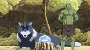 The Fight in the Goblin Village