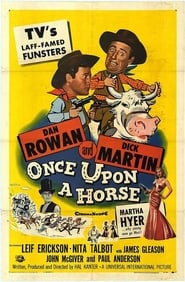 Affiche de Film Once Upon a Horse...
