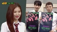 Hyuna, JR (NU'EST), Park Sung-kwang