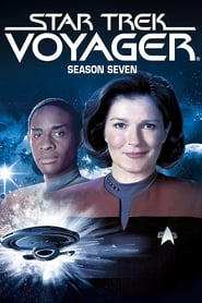 Star Trek: Voyager streaming vf poster