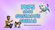 Pups Save Gustavo's Guitar