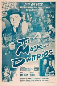 The Mask of Dimitrios en Streaming Gratuit Complet Francais