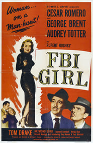 Plakat FBI Girl