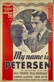 My name is Petersen