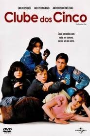Clube dos Cinco (1985) Dublado Online