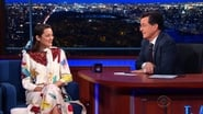 The Late Show with Stephen Colbert Season 1 Episode 54 : Marion Cotillard, George Saunders, Joanna Newsom
