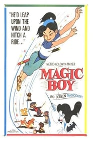 Magic Boy affisch