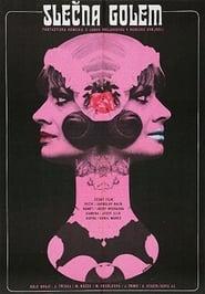 Affiche de Film Slečna Golem