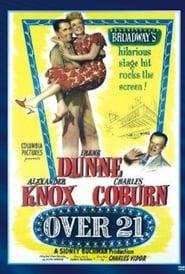 Affiche de Film Over 21