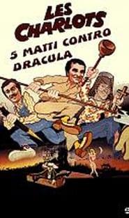 Les Charlots contre Dracula Film Plakat