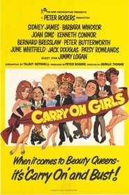 Carry On Girls Juliste