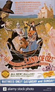The Wonderful Land of Oz Film Plakat