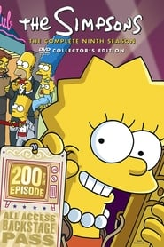 The Simpsons Season 18 Season 9