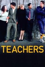 Jonas Armstrong actuacion en Teachers