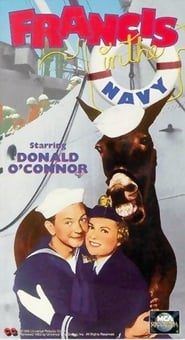 Francis in the Navy Poster