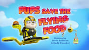 Pups Save the Flying Food