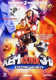 Kémkölykök 3-D: Game Over