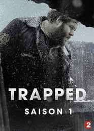 Streaming Trapped poster