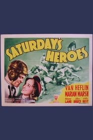 Affiche de Film Saturday's Heroes