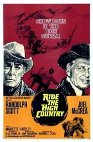 image de Ride the High Country affiche