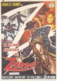 La última aventura del Zorro