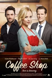 The Coffee Shop Film Plakat