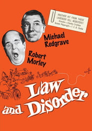 Affiche de Film Law and Disorder