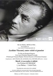 Luchino Visconti, entre vérité et passion (2016)