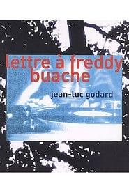 Lettre à Freddy Buache
