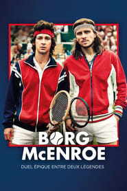 Borg McEnroe en streaming