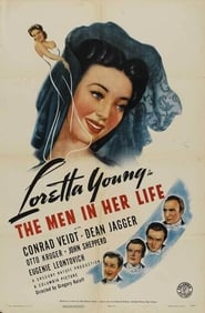 poster do The Men in Her Life