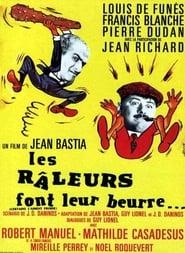 bilder von Les râleurs font leur beurre