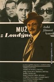 Muž z Londýna Film Plakat