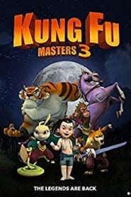 Kung Fu Masters 3 (English)