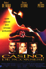 Sharon Stone actuacion en Casino