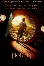 Richard Armitage Poster The Appendices: Part Seven - A Long-Expected Journey: The Chronicles of The Hobbit - Part 1