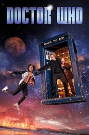 Streaming Doctor Who poster