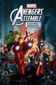 Marvel's Avengers Assemble streaming vf poster