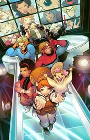 Marvel's New Warriors streaming vf poster