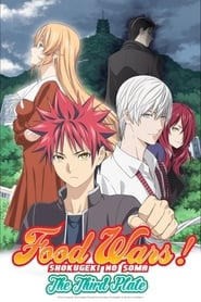 Food Wars!: Shokugeki no Soma staffel 3 folge 1 stream