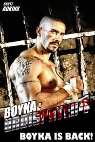 Undisputed 4 - Boyka movie poster