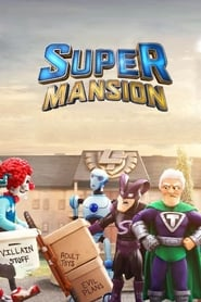 Supermansion streaming vf poster