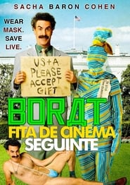 Borat: Fita de Cinema Seguinte Dublado Online