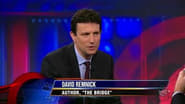 The Daily Show with Trevor Noah Season 15 Episode 48 : David Remnick