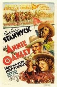 Annie Oakley affisch